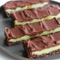 Avocado Chocolate Bars Paleo