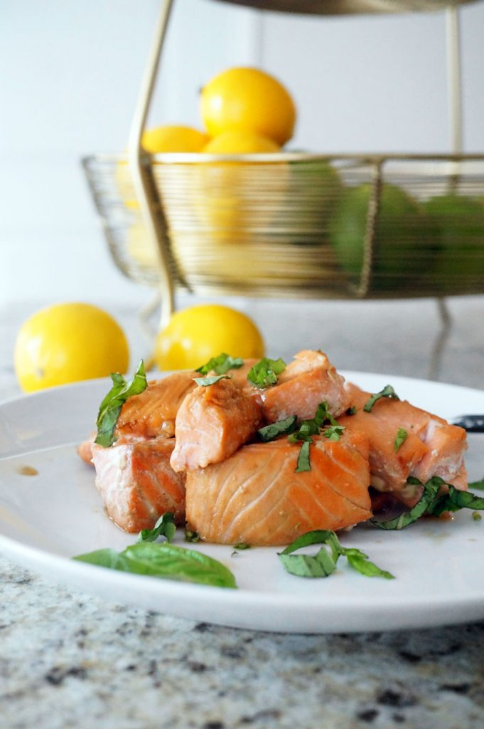 Meyer Lemon Salmon