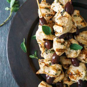 grilled chicken kabobs paleo