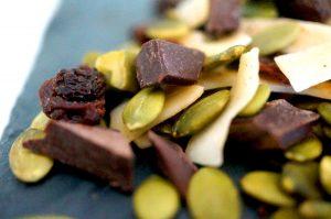nut-free paleo trail mix