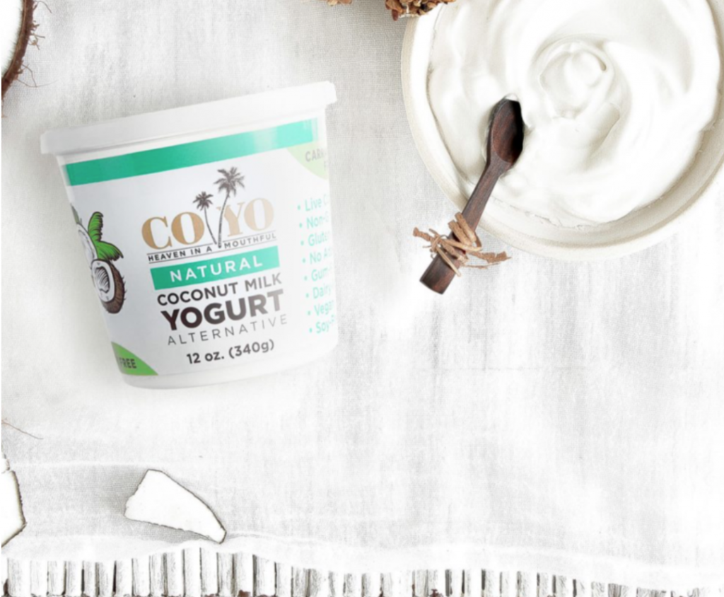 co-yo yogurt