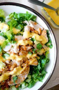 crispy chicken salad aip paleo