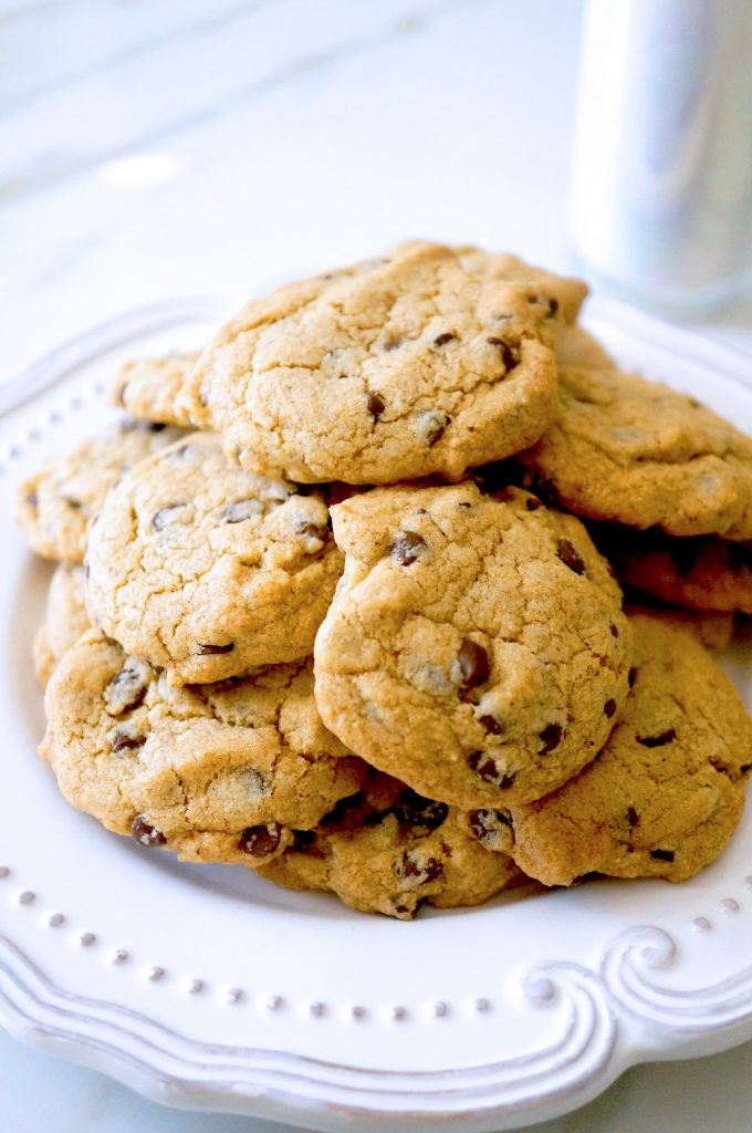 Tigernut Chocolate Chip Cookies | Paleo Nut Free Egg Free