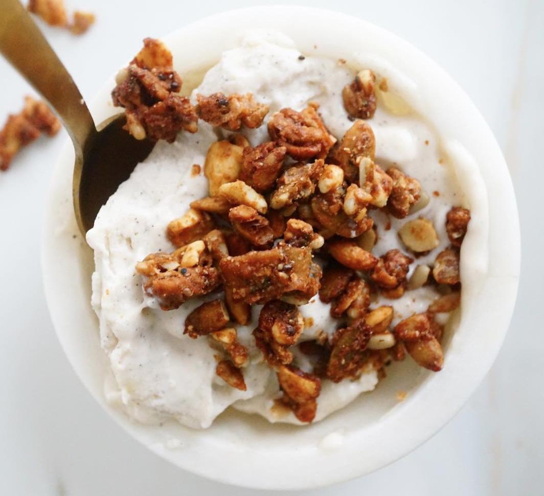 dairy free frozen yogurt