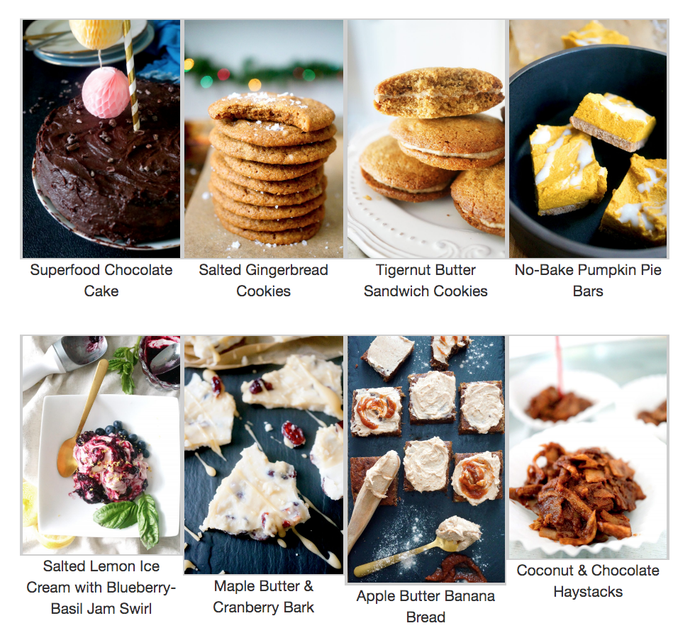enthused desserts aip