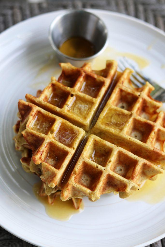 Plantain Waffles - Gluten Free Paleo Grain Free