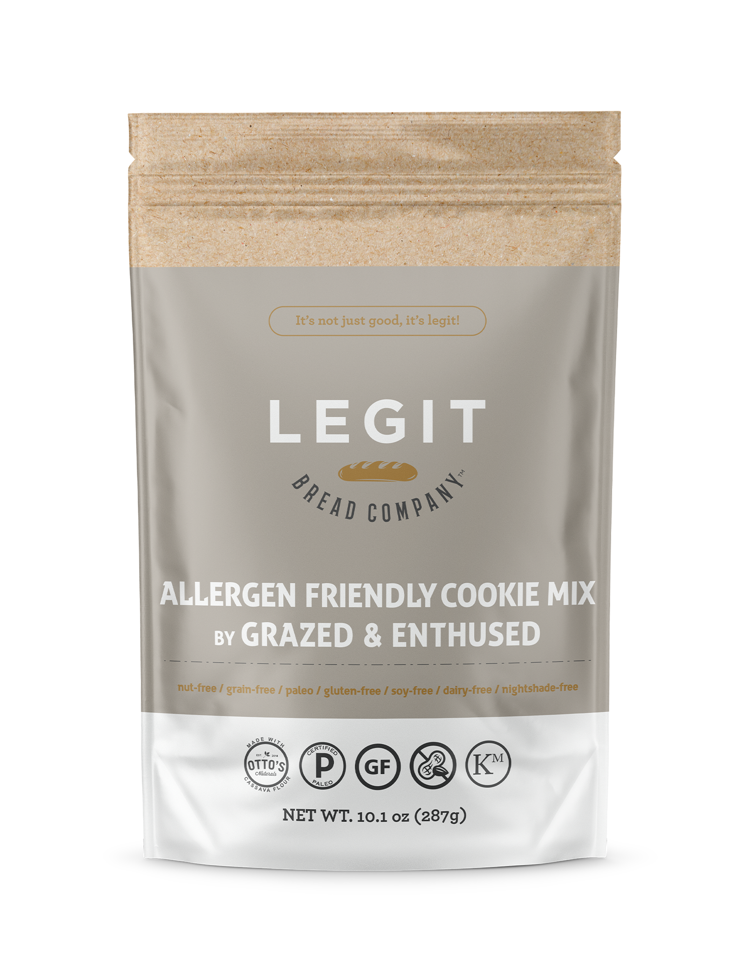 AIP Gluten Free Cookie Mix
