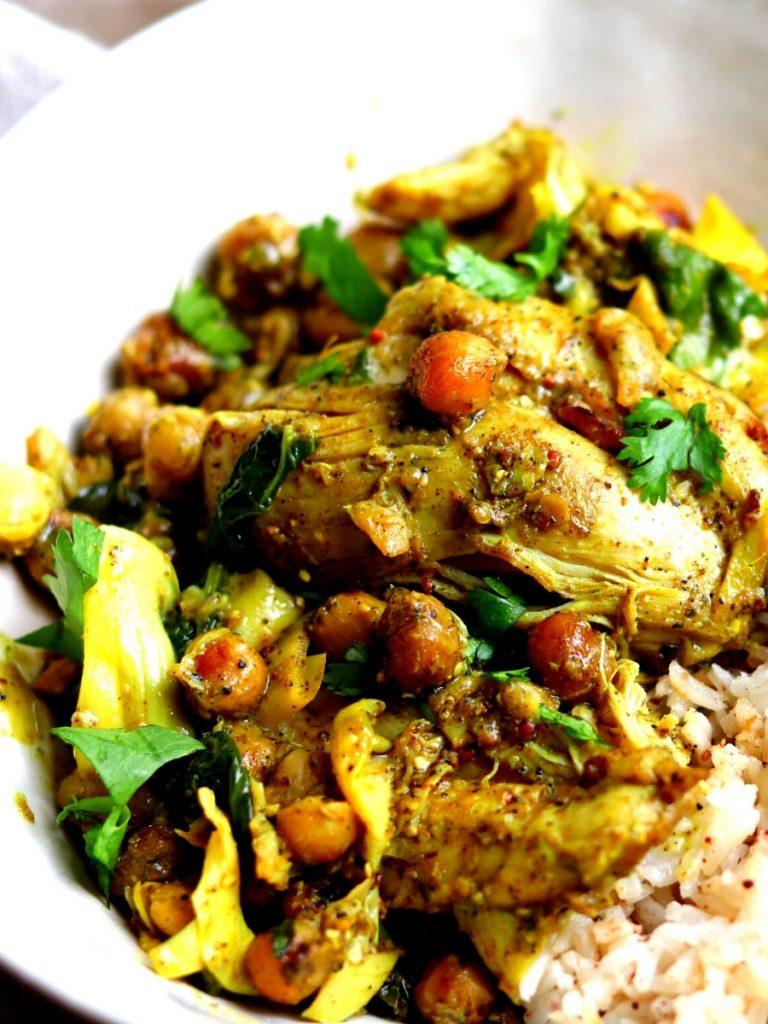 Za'atar Sumac Chicken Paleo Gluten Free