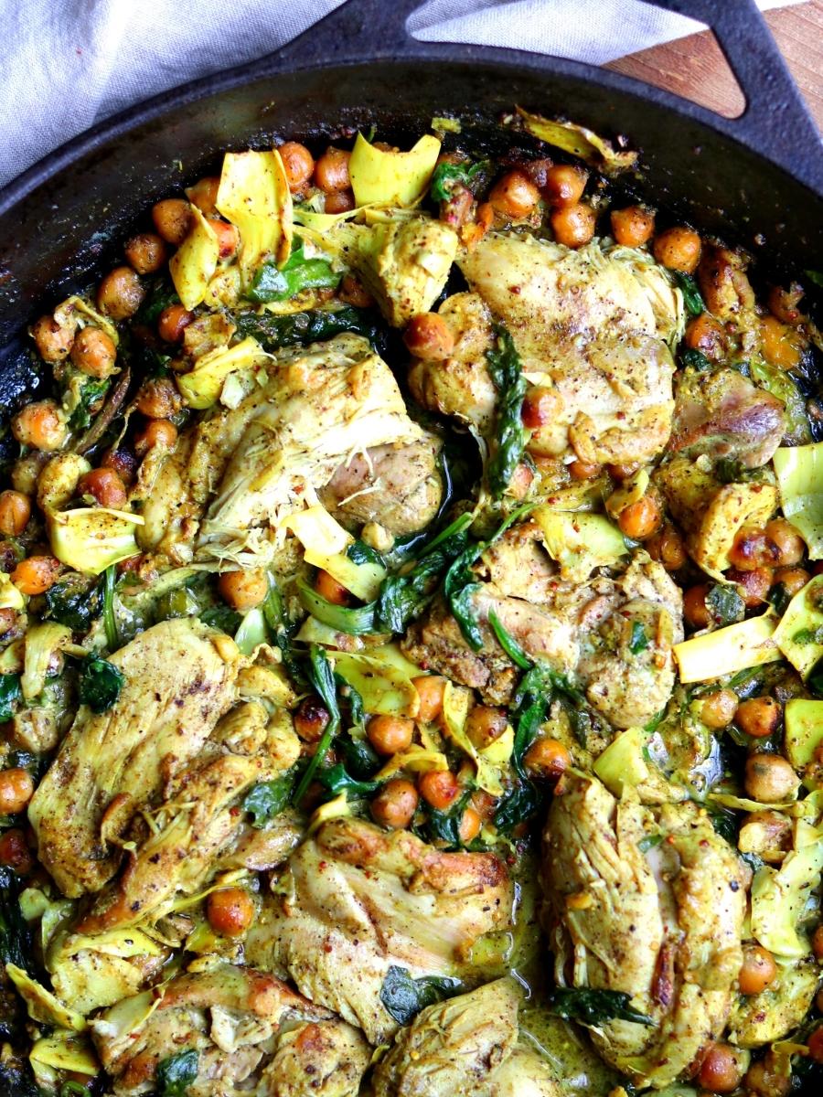 Za'atar Chicken Gluten Free