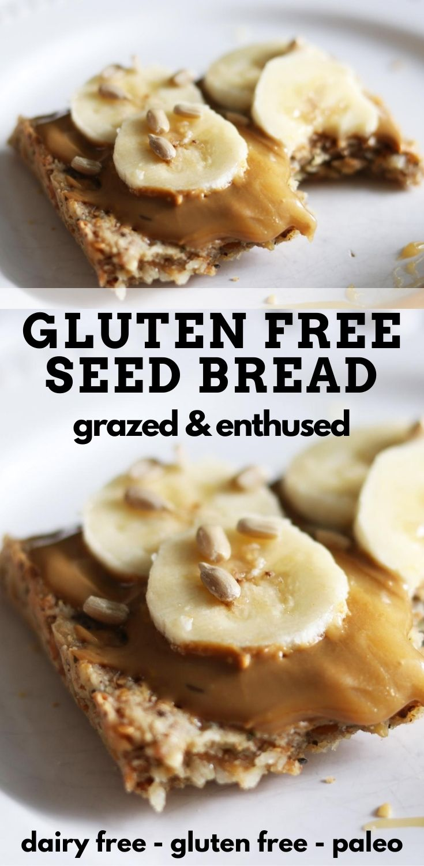 Gluten Free Seed Bread Pin 2