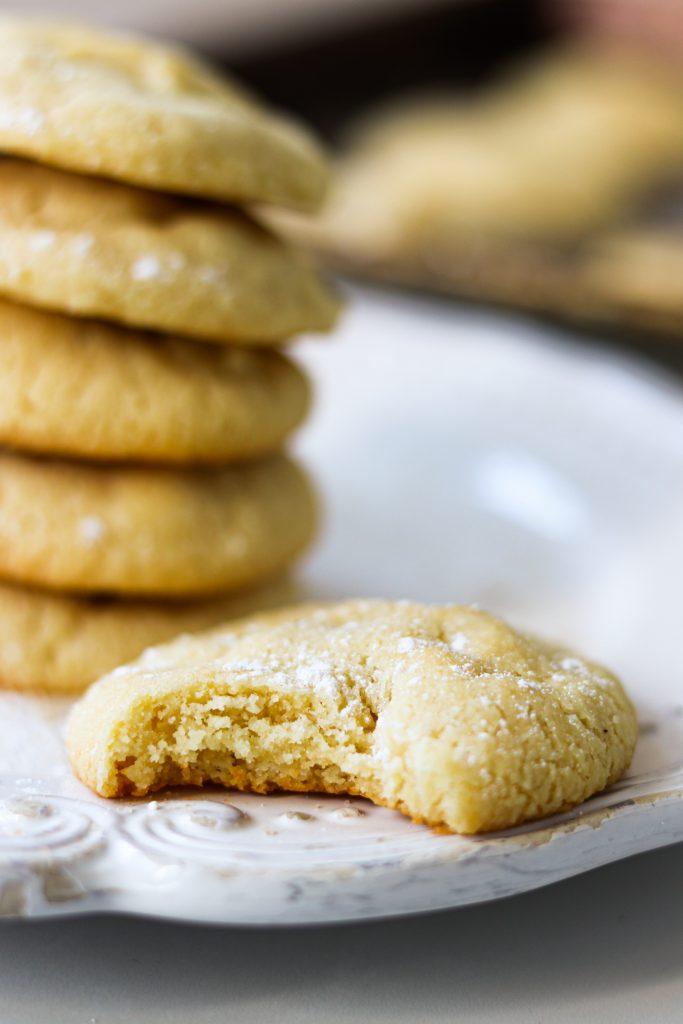 Grain-Free Butter Cookies