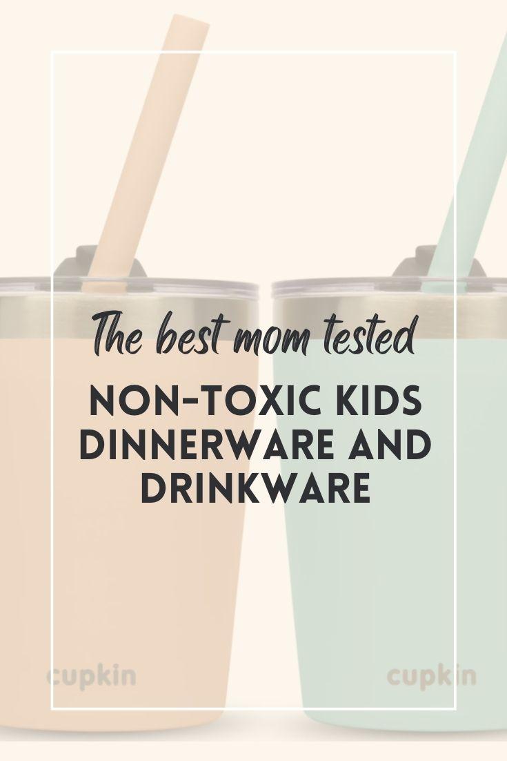 Non-Toxic Kids Dinnerware and Drinkware