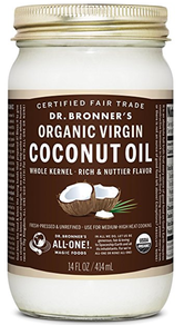 Dr. Bronner's Coconut Oil