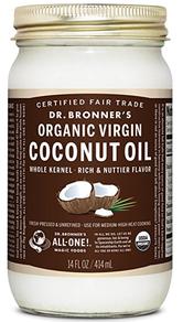 Dr. Bronner's Coconut Oil