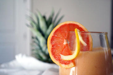 Pineapple & Grapefruit Digestive Tonic