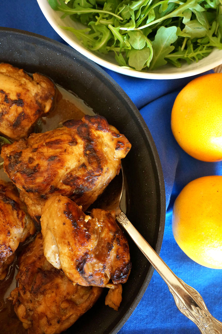 Middle eastern glazed chicken aip paleo whole30 grazed enthused my middle eastern glazed chicken serve it with cauliflower rice and a cucumber salad for an easy three dish ethnic meal recipe can be found on forumfinder Gallery