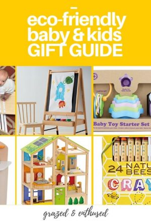 non-toxic baby and kids gift guide