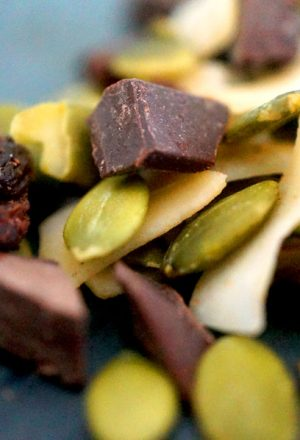 nut-free paleo trail mix