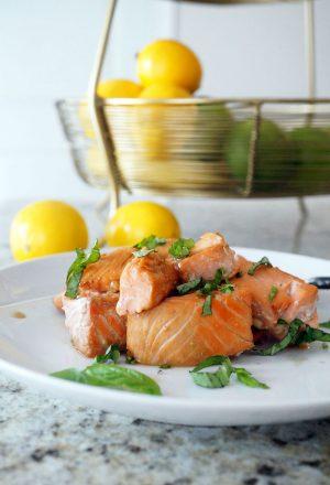 Meyer Lemon Salmon